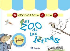 Maletín Zoo de las letras. 32 cuentos