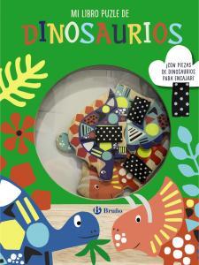 Mi libro puzle de dinosaurios