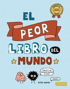 El peor libro del mundo (cómic)