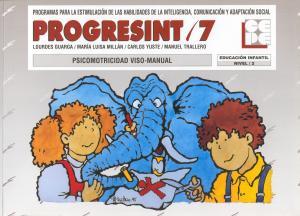 Progresint 7. Psicomotricidad