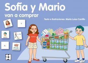 Sofía y Mario van a comprar.