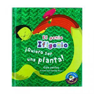 Genio Ifigenio: quiero ser una planta