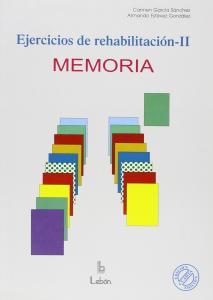 Ejercicios de rehabilitación-II. Memoria.