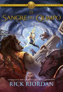 Los héroes del Olimpo 5. La sangre del Olimpo (Percy Jackson)