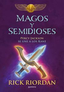 Magos y semidioses (Percy Jackson)