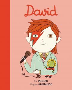 Mi primer Pequeño y Grande David Bowie