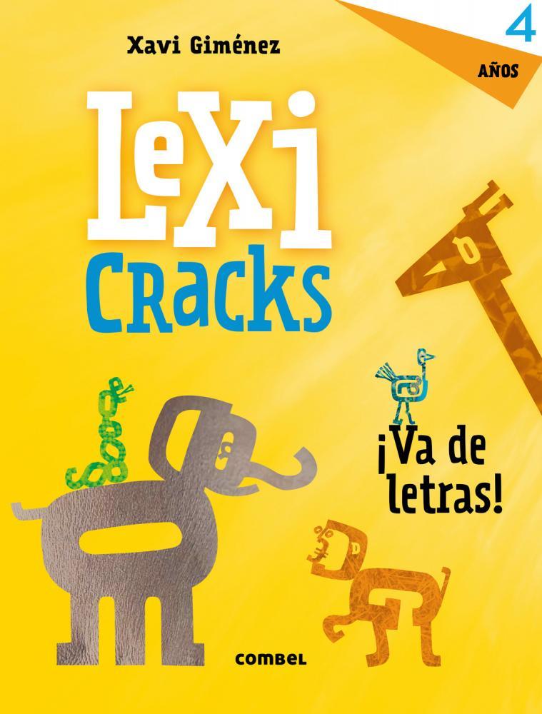 Lexicracks ¡Va de letras! 4 años
