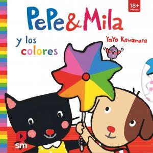 Pepe y Mila, y los colores