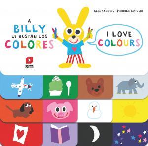 A Billy le gustan los colores