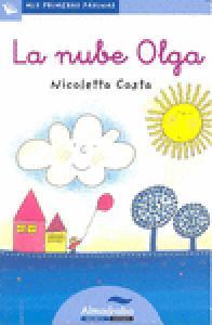 LA NUBE OLGA (CURSIVA)