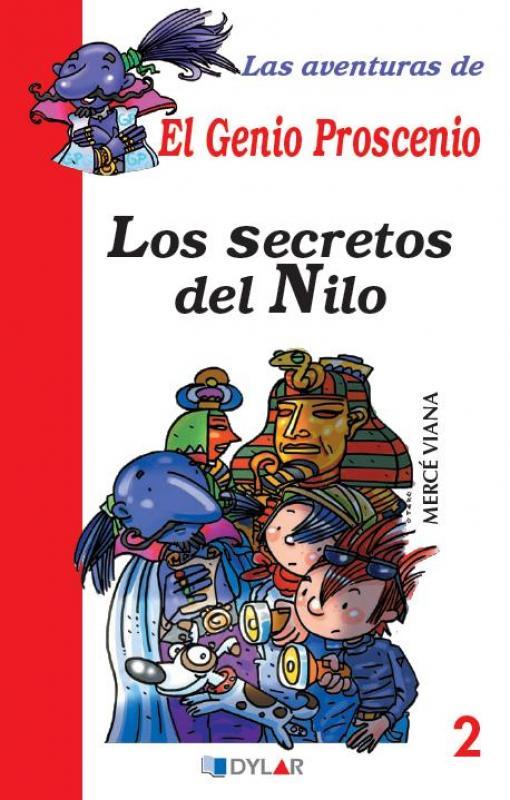 Aventuras Genio Proscenio 2: Los secretos del Nilo. Dylar