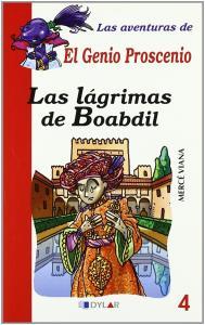 Aventura Genio Proscenio 4: Las lágrimas de Boabdil. Dylar