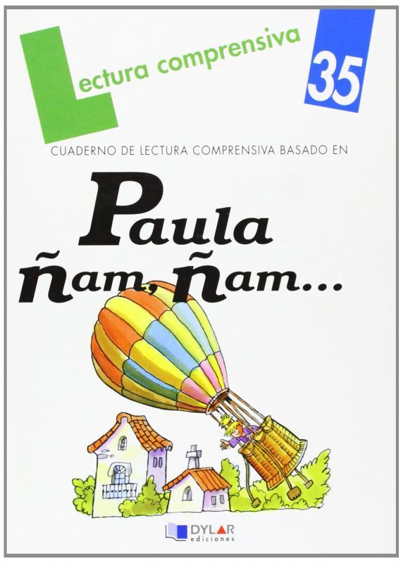 Paula ñam ñam. Lect.comp. Dylar