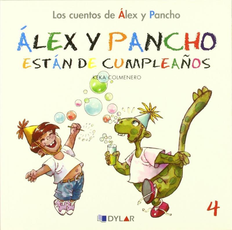 Alex y Pancho están de cumpleaños. Cuento 4