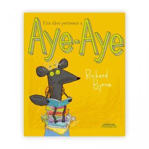 Este libro pertenece a Aye-Aye
