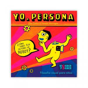 Filosofía Visual para niños: Yo, Persona