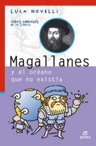 MAGALLANES Y EL OCEANO QUE..