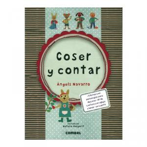Libro de actividades Coser y Contar
