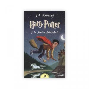 Harry Potter 1: La Piedra Filosofal