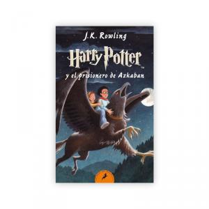 Harry Potter 3: El prisionero de Azkaban.