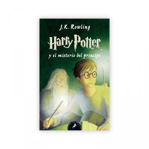 Harry Potter 6: El Misterio del Príncipe