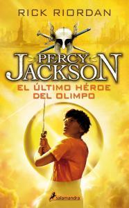 Percy Jackson 5. El último héroe del olimpo