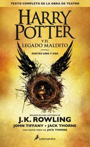 Harry Potter y el legado maldito.