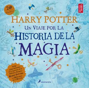 Un viaje por la Historia de la Magia. Harry Potter