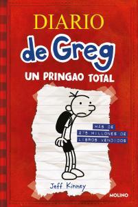 Diario de Greg 1: Un pringao total.