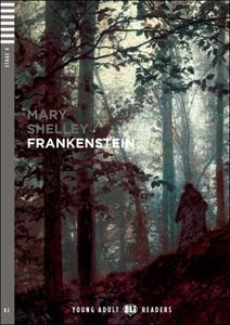 FRANKENSTEIN  CD B2 STAGE 4 YOUNG ADULT