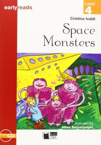 Space Monsters. Earlyread+CD (level 4). Vicens Vives