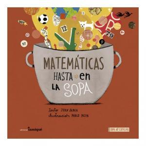 Matemáticas hasta en la sopa