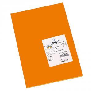 Cartulina A4 naranja