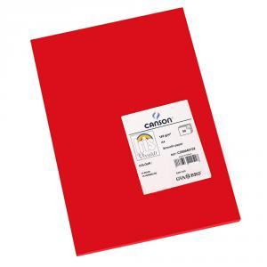Cartulina A4 rojo