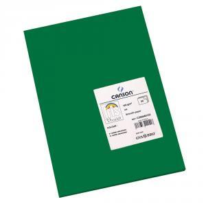 Cartulina A4 Iris 50 verde amazonas
