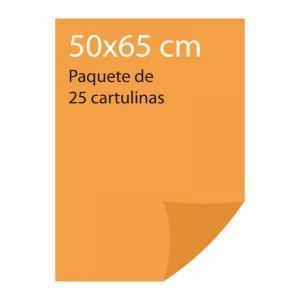 Cartulina color Cuero Pliego Iris (25 uds)