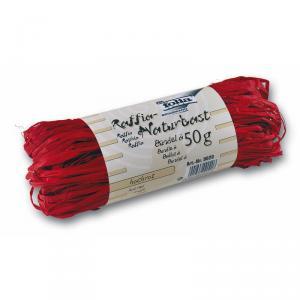 Rafia Folia rojo 50 gr.