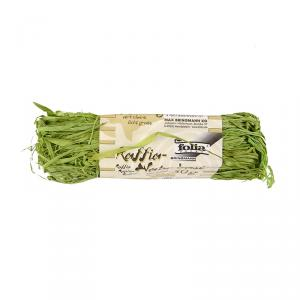 Rafia Folia verde 50 gr