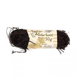 Rafia Folia negro 50g.