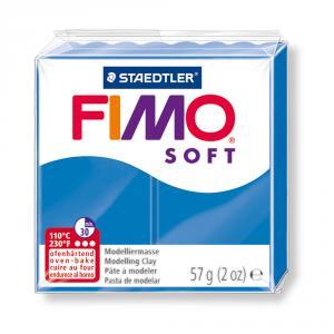 Pasta Fimo Soft Azul claro 56gr