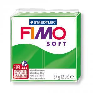 Pasta Fimo Soft Verde menta 56gr