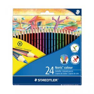 Lápices de color Staedtler 24 colores Wopex