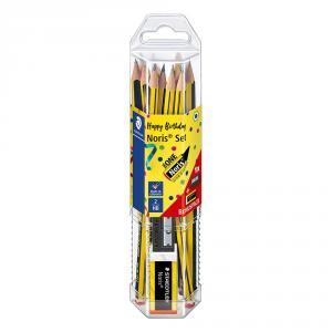 Lápiz grafito Noris en tubo, 12 unidades