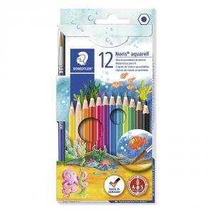Lápiz acuarelable 12 colores