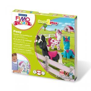 Kit pasta Fimo Kids pony