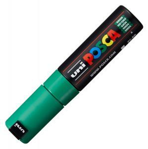 Rotulador Posca 8 mm verde