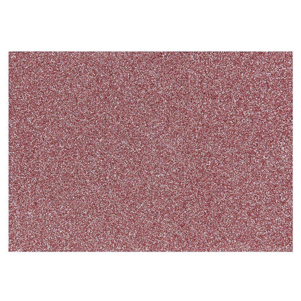 Papel aluminio para planchar A5 rosa brillante blíster 1 hoja