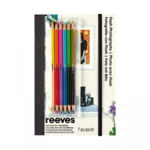 Set cuaderno A5 para colorear fotografías