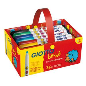Pack rotuladores Giotto bebé