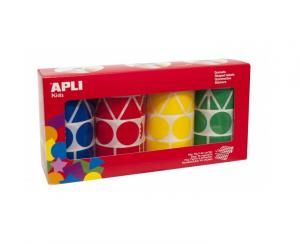 Gomet XL Pack 4unidades APLI